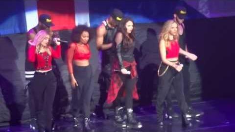 Little Mix- Word Up- Anaheim, CA- February 13, 2014