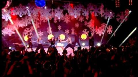 Little Mix - Move - Top of the Pops New Year - 31st December 2013