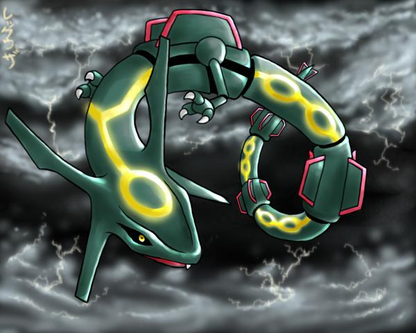 File:Pokemon Emerald Rayquaza by purplekecleon.png