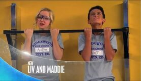 Maddie and Parker