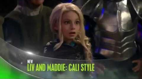 Liv and Maddie Cali Style - Scare a Rooney - Promo - Monstober 2016