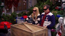 Maddie and Pete Fa La La La-A-Rooney