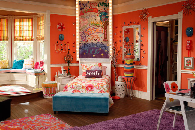 Liv and maddie 39 s room liv and maddie wiki fandom powered by wikia - What can girl room look like ...