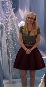 Maddie in a Dress