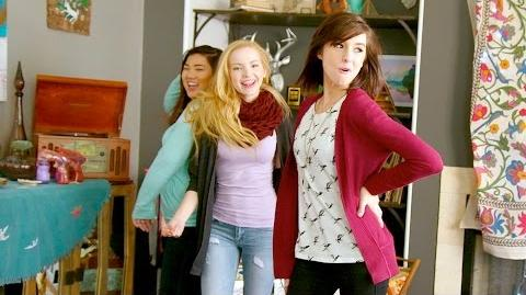 Liv and Maddie What Is a Girl Baby Kaely