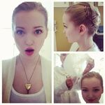 3 Dove Wig Fitting
