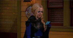 Liv finds Maddie's Note; Voltage-A-Rooney