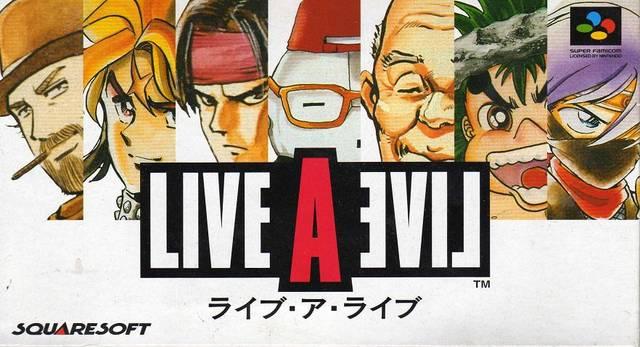 LivealiveCover