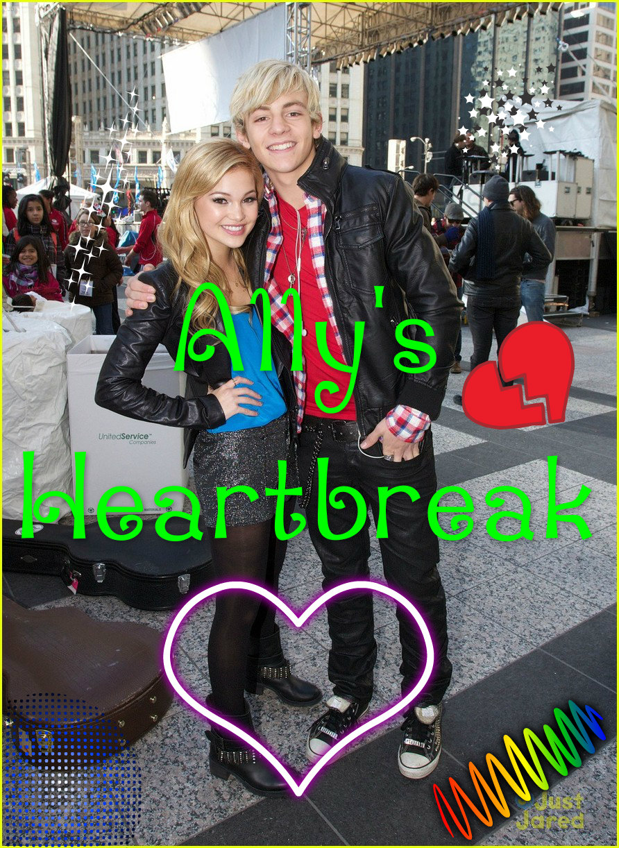 And Fake Austin Ally Dating Fanfiction