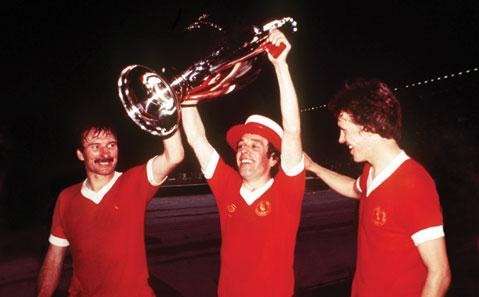 1977 European Cup Final Liverpool Fc Wiki Fandom