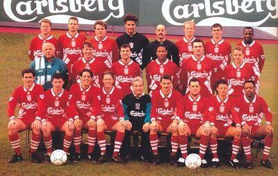 LiverpoolSquad1994-1995