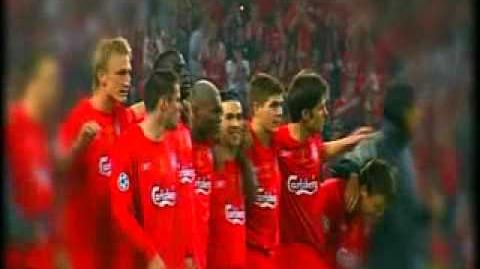 AC Milan vs Liverpool champions league final 2005