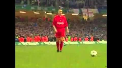 Liverpool vs Birmingham League Cup Final 2001