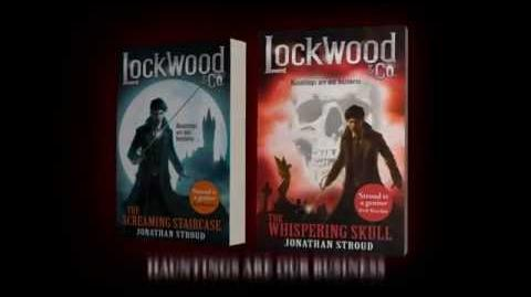 Lockwood & Co. Hauntings Are Our Business