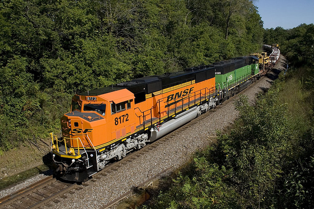 Image result for bnsf sd60m