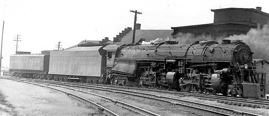 Norfolk and Western No. 1218 | Locomotive Wiki | Fandom ...