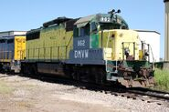 CNW GP35