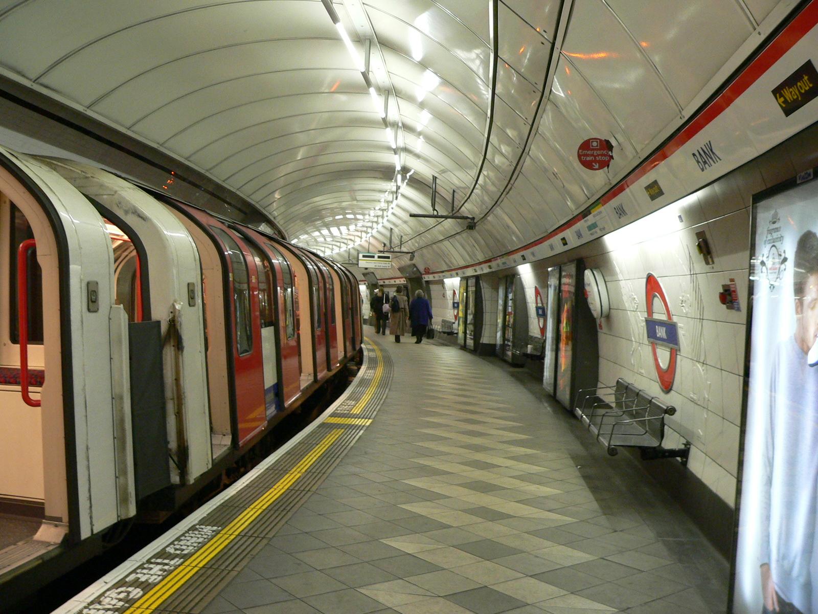 London Underground | Locomotive Wiki | FANDOM powered by Wikia London Underground Stations