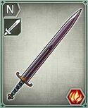 N sword Longsword