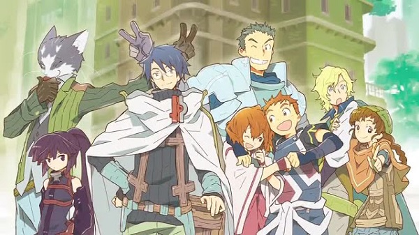 Image result for Log Horizon