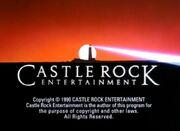 Castle Rock Entertainment Television 1990