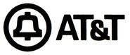 AT&T logo 1969-1983 Horzontal