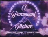 Paramount Pictures (Stereoptical Process and Apparatus Patented)