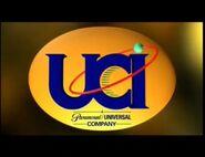 UCI Cinemas Logo 2000-2004 Logo