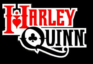 Image result for harley quinn logo png