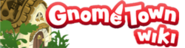GnomeTown Wiki-wordmark