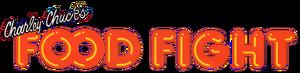 Charley chuck s food fight logo by ringostarr39-d7iwccj