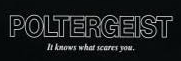 Poltergeist Logo with Tagline