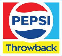 Pepsi Throwback Logo