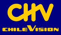 Logo Chilevisión (1995 - 1998)