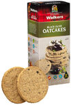 Walkers Black Olive Oatcakes
