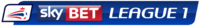Sky Bet League One logo