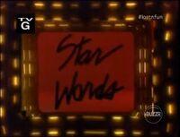 Star Words Logo