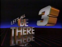 WSTM-TV Channel 3 Let's All Be There 1984