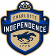 Charlotte Independence logo (introduced 2015)