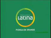 ID Frecuencia Latina 2010-2014