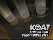 KOAT-TV Channel 7 Something's Happening 1988