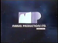 Marvel Productions 1982