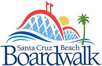 New Santa Cruz Beach Boardwalk logo
