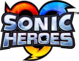 Sonic heroes logo