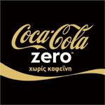 Cocacola decaf logo