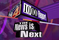 WTMJ-TV's Today's TMJ 4's The 10 O'Clock Report's The News Is Next Video Promo From 1992