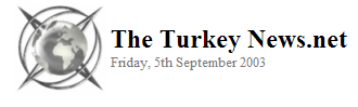 The Turkey News.Net 2003