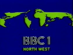 BBC 1 1981 North West