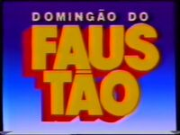 Faustão 1989