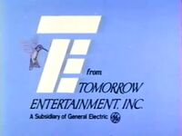 Tomorrow Entertainment 1970's